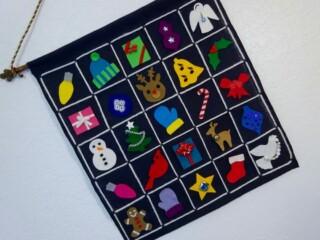 How to make a DIY advent calendar