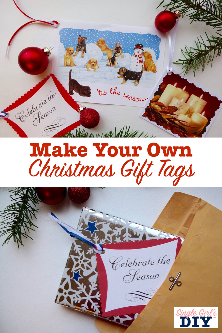 DIY Gift Toppers that Stay Pretty When You Mail Them ...