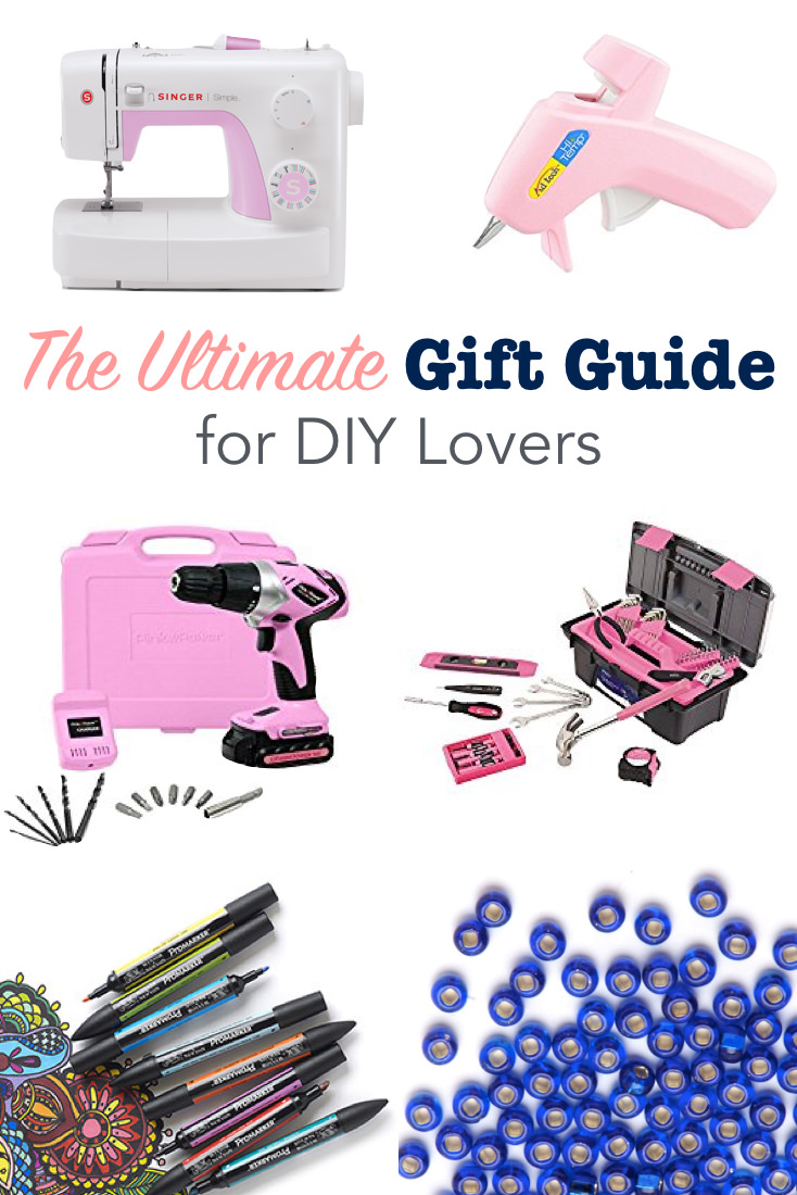 Ultimate gift guide for DIY lovers