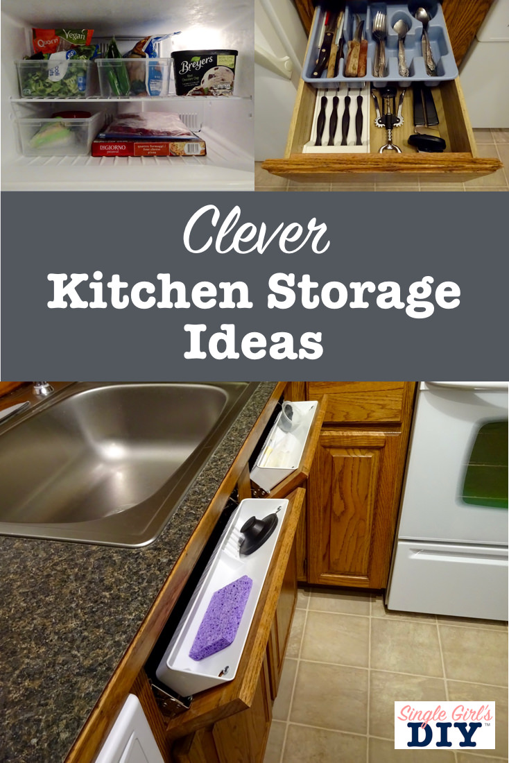 Finding More Room In Your Kitchen