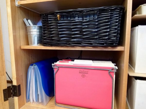 How to store office papers