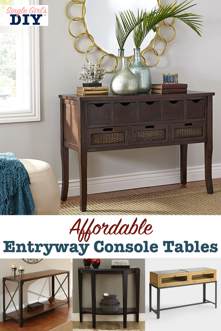 Where to buy entry tables