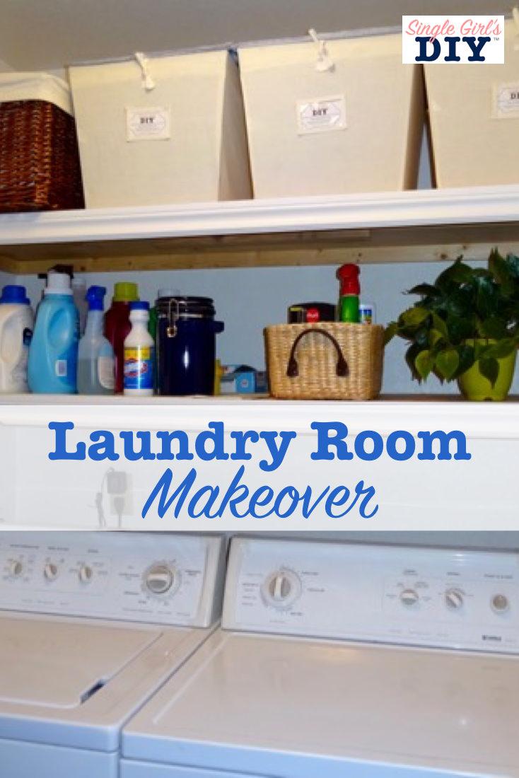 Laundry room diy ideas