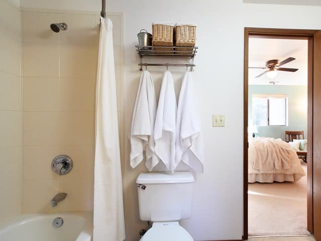 Replace shower surround