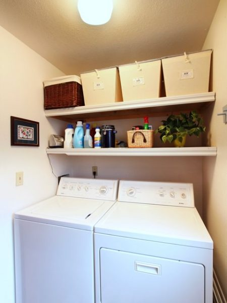 Laundry room update ideas