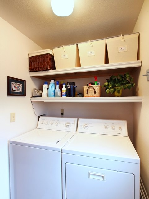 Laundry room update ideas