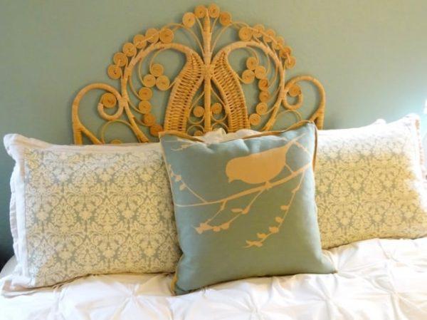 DIY pillow shams