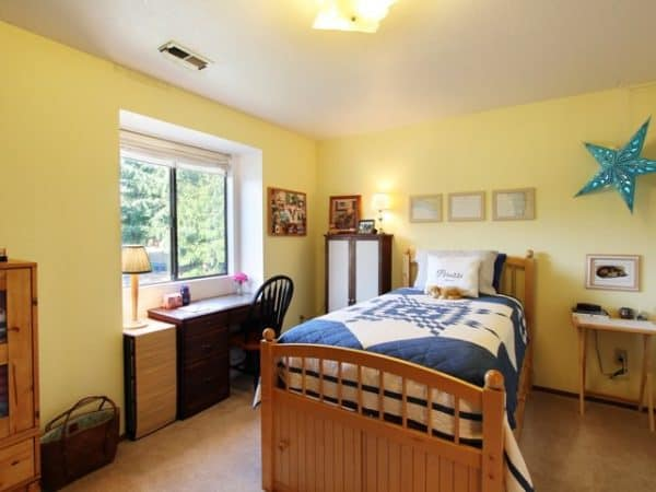 Small bedroom decor ideas