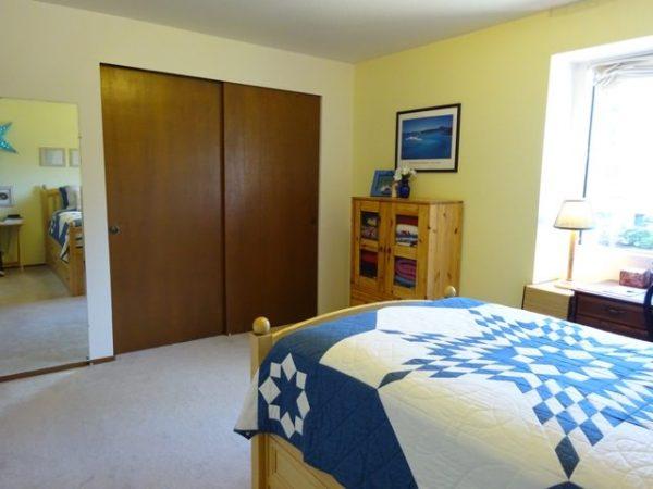 Spare bedroom update