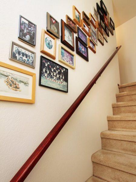 Stairwell photo gallery