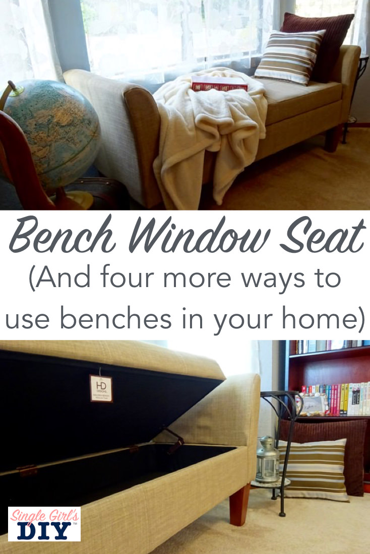 Wondrous Five Ways To Use Stylish Storage Benches In Your Home Ncnpc Chair Design For Home Ncnpcorg