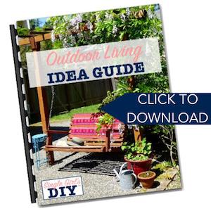 Outdoor Living Idea Guide