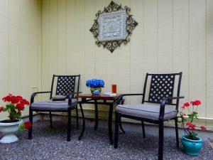Fall home maintenance for utdoor furniture