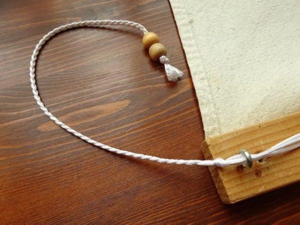 Pull cord for DIY Roman shades