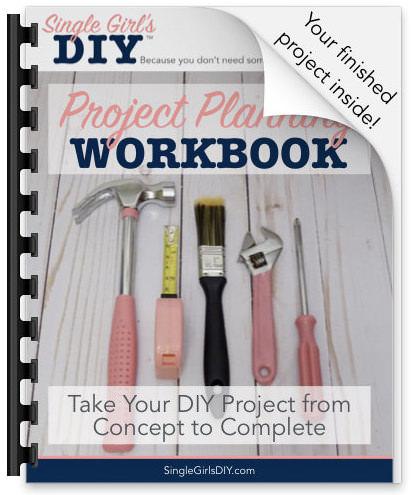 DIY Project Planning Workbook