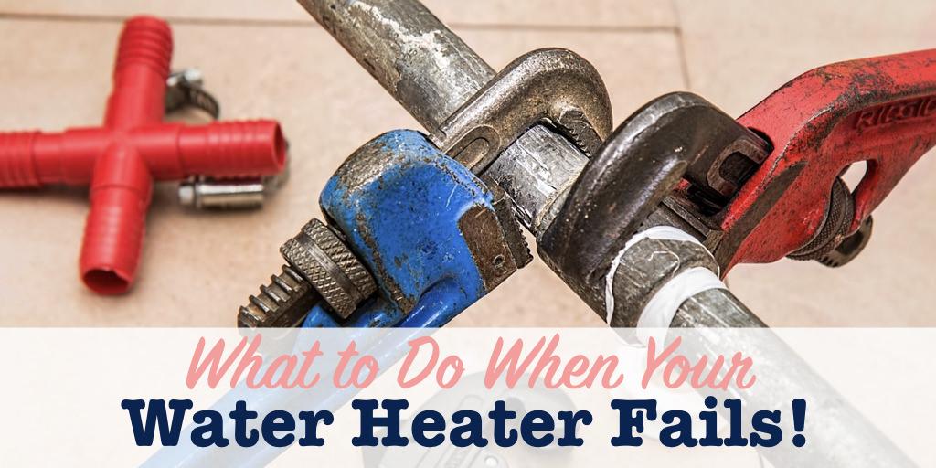 Minimize damage and deal with leaks by learning what to do when your water heater fails.
