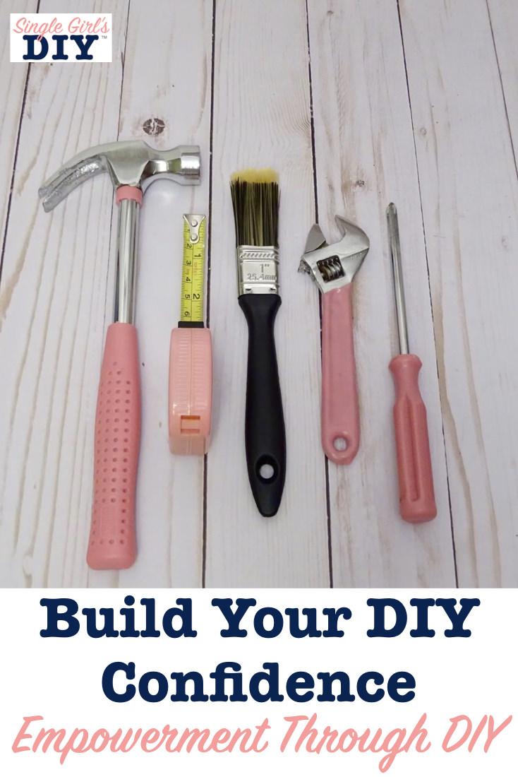 Build DIY confidence