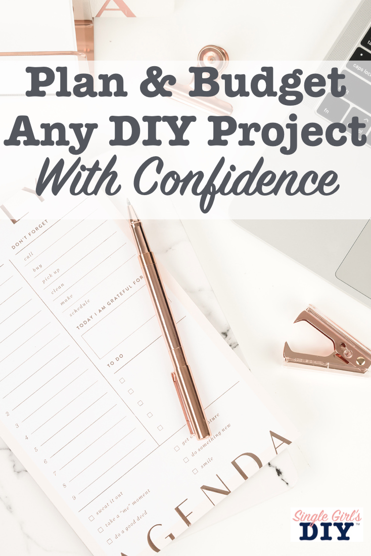 diy project plan