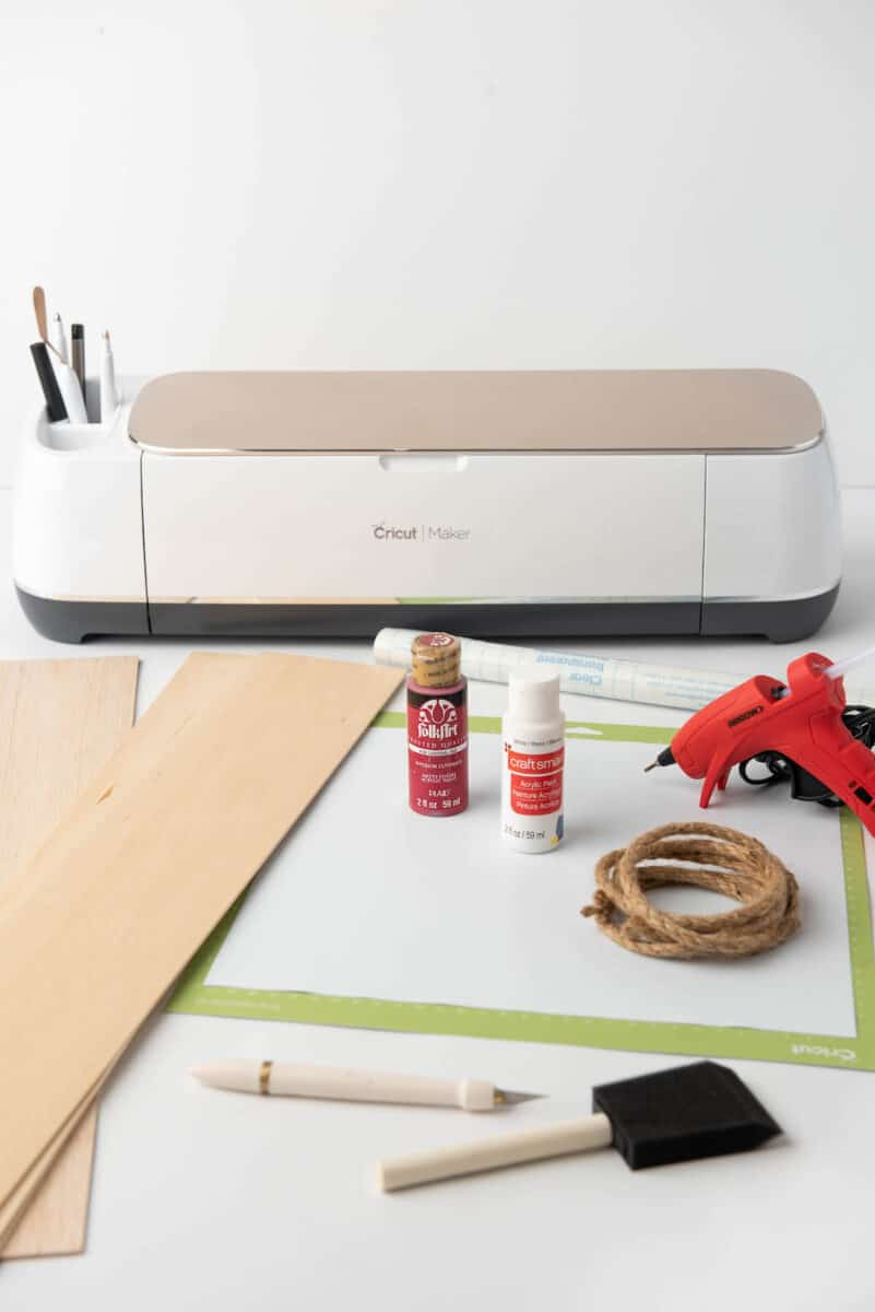 Cricut and craft supplies