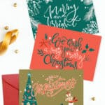 free Christmas cards to download