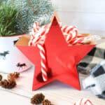 DIY Gift Box Star