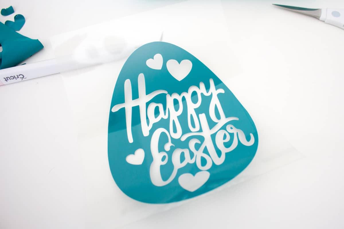 Easter Banner Step 10