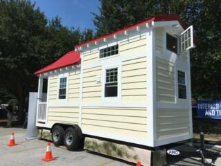 84 lumber tiny home Shonsie plan
