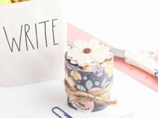 cute toilet paper tube gift box